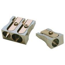 Metal 2-hole Pencil Sharpener