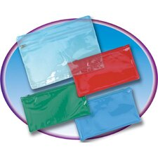 Pencil Pouch with Ziplock Closure