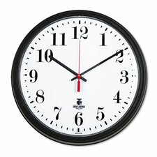 "Contract 13.75"" Wall Clock"