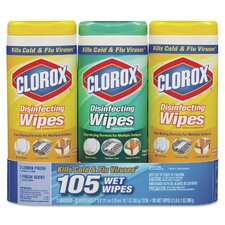 Disinfecting Wipes (Pack of 5)