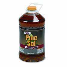 Pine-Sol Cleaner Disinfectant Deodorizer, 144oz. Bottle