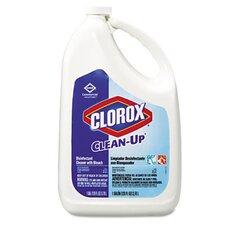 <strong>Clorox Company</strong> Clean-Up Cleaner with Bleach, 128 Oz. Bottle