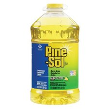 Clorox - Pine-Sol All-Purpose Cleaners Pine-Sol Com Sol Lemo Fresh 144 Oz: 158-35419 - pine-sol com sol lemo fresh 144 oz