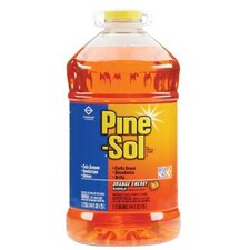 Clorox - Pine-Sol All-Purpose Cleaners Pine-Sol Orange Energ 144Oz All Pur: 158-41772 - pine-sol orange energ 144oz all pur