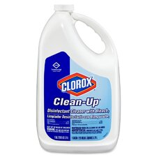 Cleaner w/ Bleach, 1 Gallon Refill