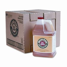 Murphy Oil Soap Soap Concentrate, 1 Gal Bottle, 4/Carton