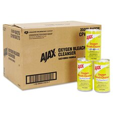 Ajax Oxygen Bleach Powder Cleanser, 21 Oz Container, 24/Carton