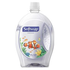 Softsoap Elements Hand Soap, Fresh Floral, 56 Oz Flip-Cap Bottle