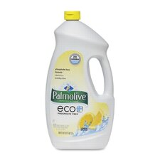 <strong>Colgate Palmolive</strong> Automatic Dishwashing Gel, 75 oz, 6/CT, Lemon Fresh Scent