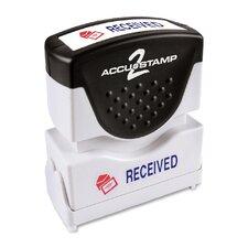 """Received"" Shutter Stamp"