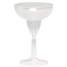 12 Oz. Plastic Margarita Glasses (Set of 4)