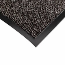 "<strong>CROWN MATS & MATTING</strong> Walk-A-Way Indoor Wiper Mat, Olefin, 48"" x 72"""