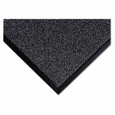 Cross-Over Indoor/Outdoor Wiper/Scraper Mat, Olefin/Poly