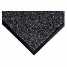 Cross-Over Indoor/Outdoor Wiper/Scraper Mat, Olefin/Poly