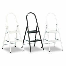 Louisville #560 Steel Qwik Step Platform Ladder, 16-7/8W X 19-1/2 Spread X 41H