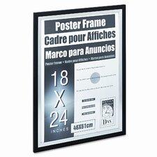 """Metro Series Poster Wood Frame, 18"""" x 24"""""""