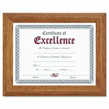 Document/Certificate Wood Frame