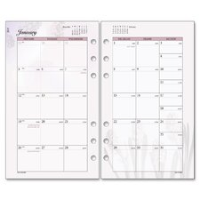 Express Nature Calendar Refill Pages