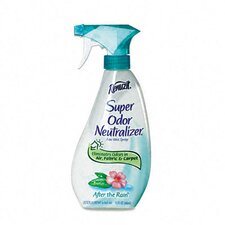 "Renuzit Super Odor Neutralizer Fabric Spray ""After The Rain"" Scent - 13-oz."