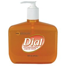 Dial - Liquid Dial Gold Antibacterial Soaps Liquid Dial Pump 16 Oz: 234-80790 - liquid dial pump 16 oz
