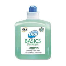 <strong>Dial® Complete®</strong> Honeysuckle Basics Foaming Hand Soap Refill