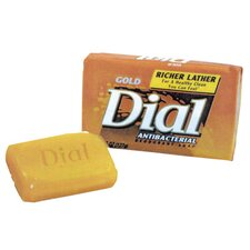 Antibacterial Deodorant Bar Soap Unwrapped - 1.5-oz.