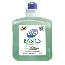 Basics Foaming Hand Soap Refill Honeysuckle - 1000ml