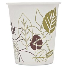 Pathways Wax Treated Paper Cold Cups (Pack of 100) (Set of 12)