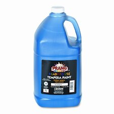 Ready-to-Use Tempera Paint, Blue, One Gallon