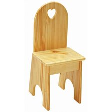 Heart Kid's Desk Chair