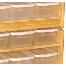 Toy Organizer 8 Compartment Cubby