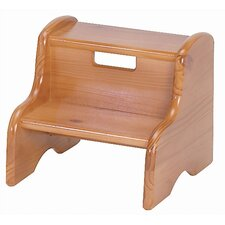 <strong>Little Colorado</strong> Kid's Solid Wood Step Stool