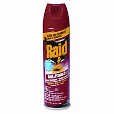Raid Ant and Roach Killer, 17.5-Oz. Aerosol Can