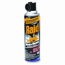Raid Wasp and Hornet Killer, 14-Oz. Aerosol Can