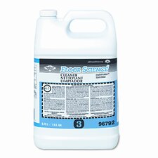 Floor Science Cleaner, 1 Gal Bottle, 4/Carton