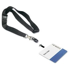 Card Fix Card Holder with Lanyard, 10/Box