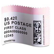 Labelwriter Postage Stamp Labels, 200/Rl