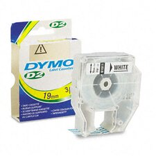 D2 Tape Cassette for Dymo Labelmakers 9000, 6000, PC-300, PC-10, 3/4w, WE