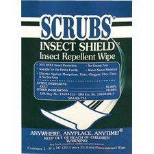Insect Shield™ Insect Repellent Towels - insect sheild insect repellant towel 1/package