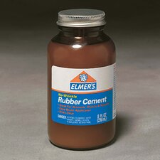 Rubber Cement W/applc 8oz