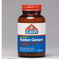 <strong>Elmer's Products Inc</strong> Elmers Rubber Cement 4 Oz