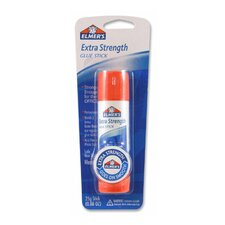 Glue Sticks, Extra Strength, Washable, 0.88 oz.