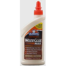 8 Oz Carpenter's Wood Glue Max E7300