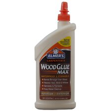 16 Oz Carepenter's Wood Glue Max E7310