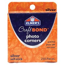CraftBond Photo Corners (Set of 250)