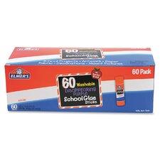 Washable Glue Sticks (Pack of 60)