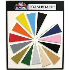 <strong>Elmer's Products Inc</strong> Foam Board (Box of 10)