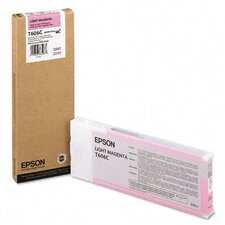 T606C00 OEM Ink Cartridge, 220 Page Yield, Magenta