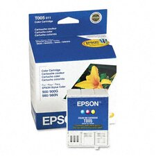 T005011 OEM Ink Cartridge, 570 Page Yield