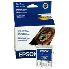 T020201 OEM Ink Cartridge, 150 Page Yield